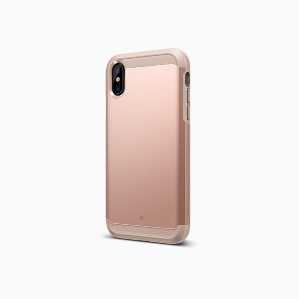 pretty nice 87131 06fce iPhone Xs Case Legion - Rose Gold / B07GYL6699