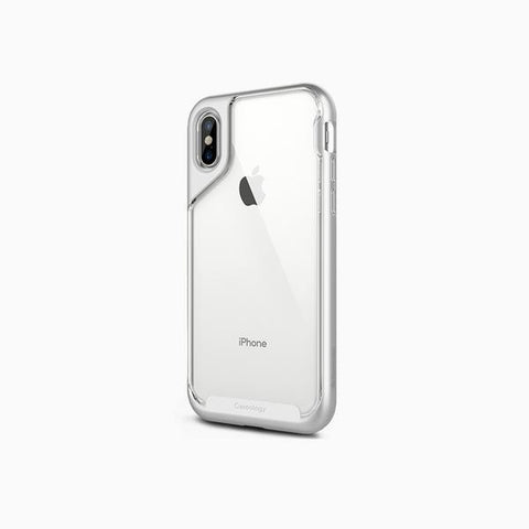 iPhone Xs Skyfall Silver