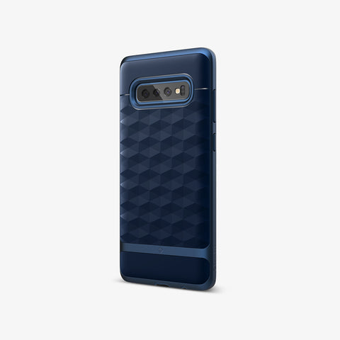 Galaxy S10 Plus Parallax Midnight Blue