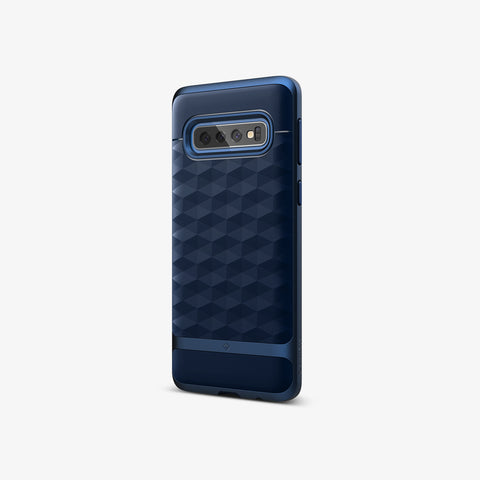 Galaxy S10 Parallax Midnight Blue