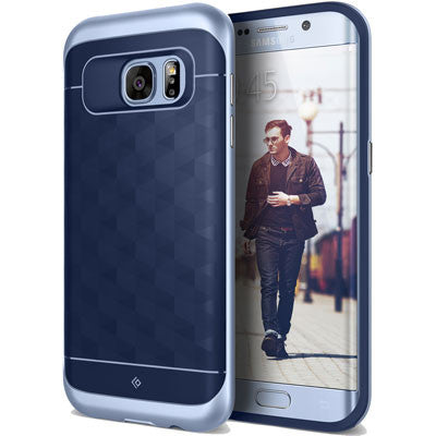 Galaxy S7 Edge Case Parallax Promo