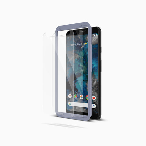 Google Pixel 3 Tempered Glass Screen Protector  2 Pack