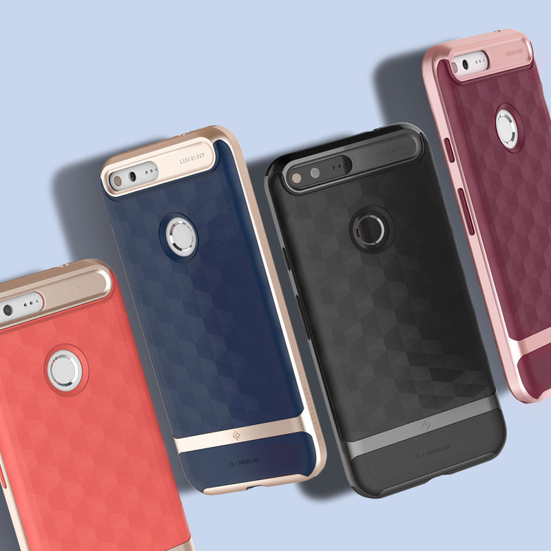 Caseology Google Pixel XL Case Parallax Series in all colors