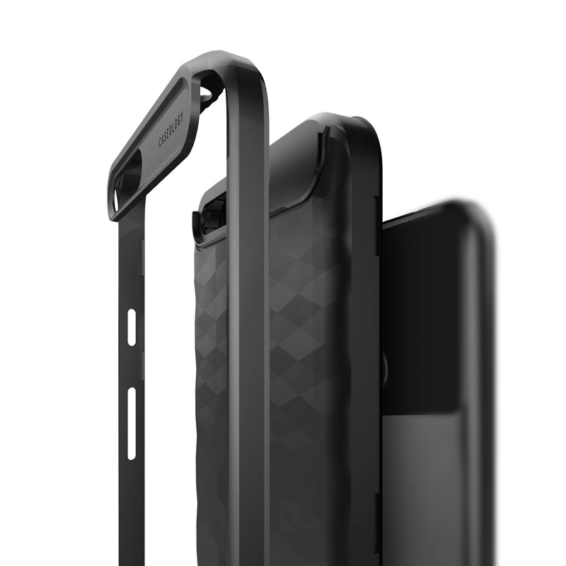 Caseology Google Pixel XL Case Parallax Series in Black