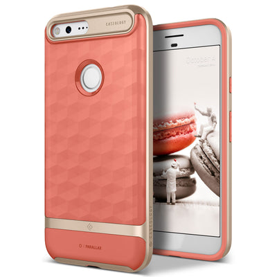 Caseology Google Pixel XL Case Parallax Series in Pink