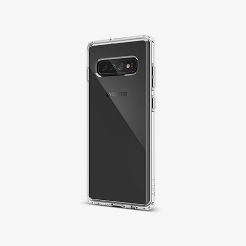 Galaxy S10 Plus Waterfall for Galaxy S10 Plus  Clear