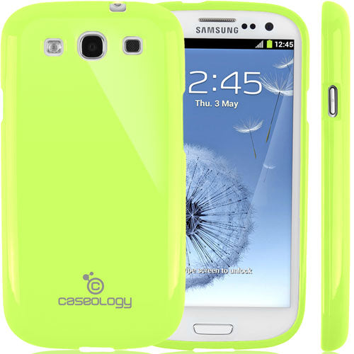 X Galaxy S3 Drop Protection TPU Case