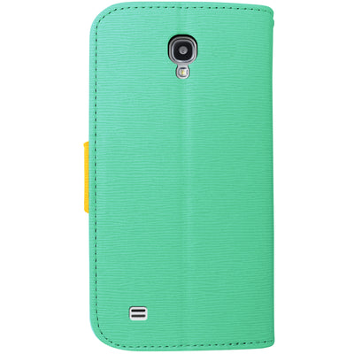 Galaxy S4 Case Leather Wallet