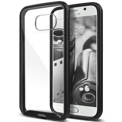 Caseology Galaxy S6 Case Waterfall Series in Black