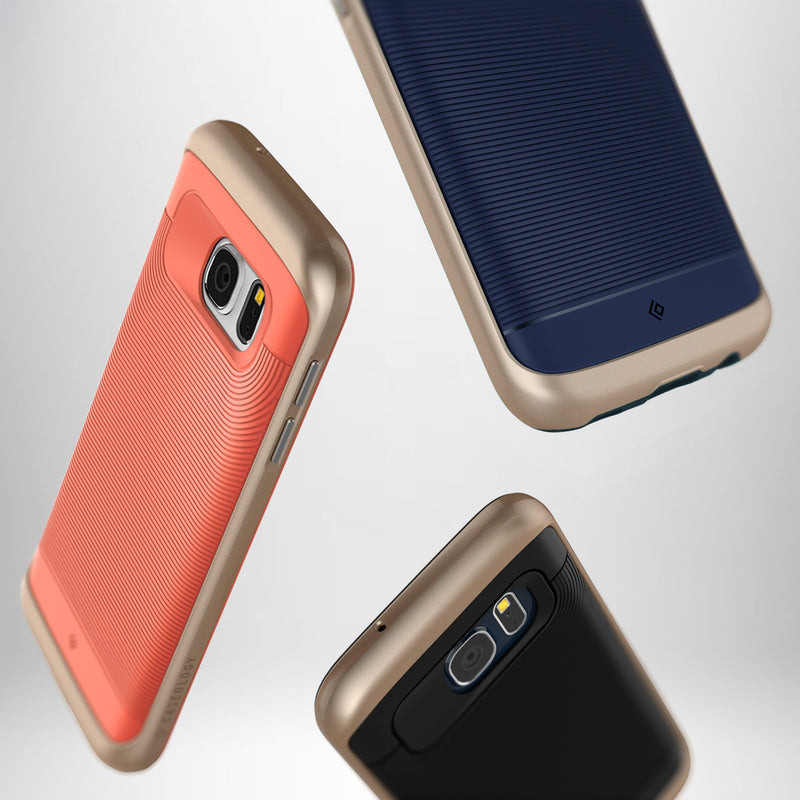 Caseology Galaxy S7 Case Wavelength Series in all colors
