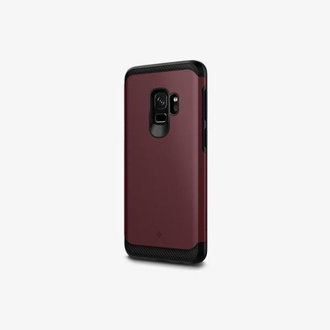 Galaxy S9 Legion Burgundy
