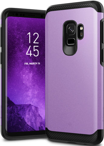 Galaxy S9 Cases Legion  Lilac Purple
