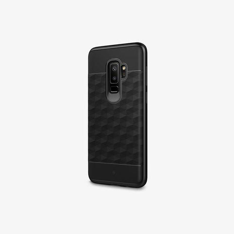 Galaxy S9 Plus Cases Parallax  Black / Black