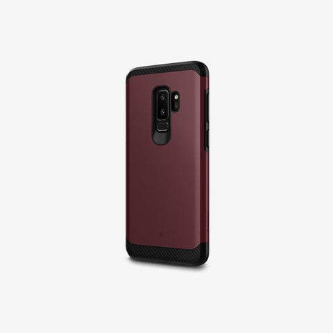 Galaxy S9 Plus Cases Legion  Burgundy
