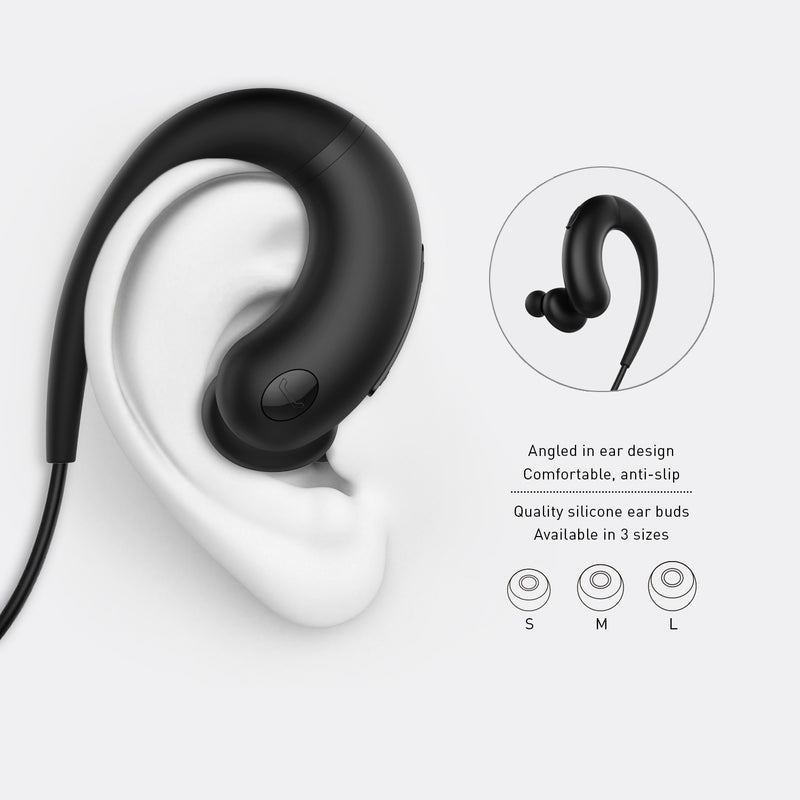 Caseology Secure-Fit Bluetooth Sports Earphones