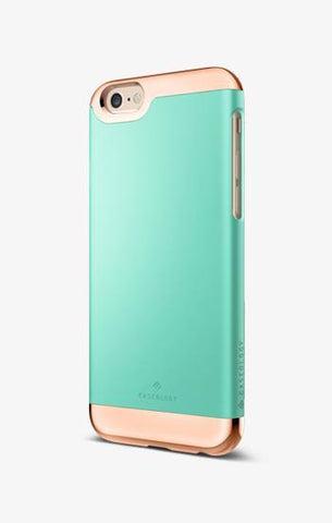 iPhone Cases -     iPhone 6S Plus Savoy Mint Green