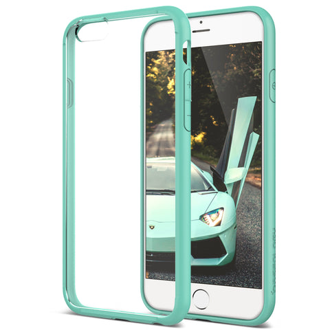 iPhone 6 Plus Case Clear Back Bumper