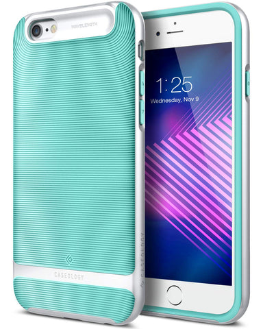 iPhone 6S Plus Wavelength Mint Green