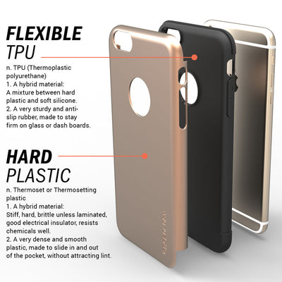 iPhone 6 Plus Case Dual Layer