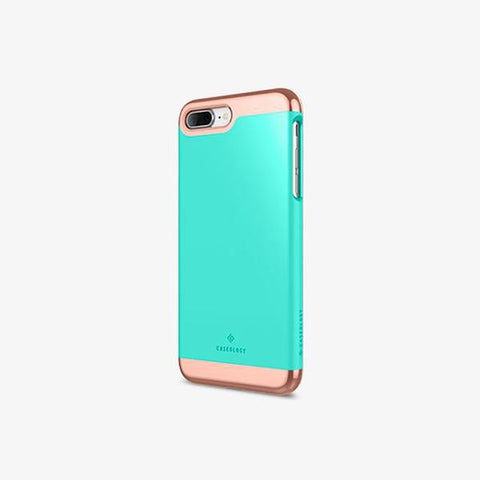 iPhone 7 Plus Cases Savoy  Mint Green