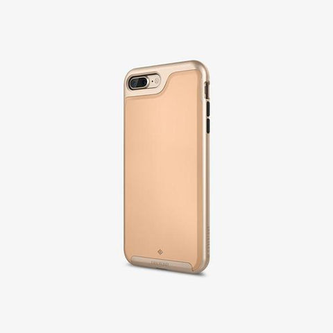 iPhone 7 Plus Envoy Leather Beige