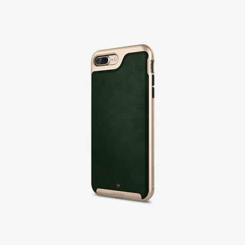 iPhone 7 Plus Cases Envoy  Leather Green