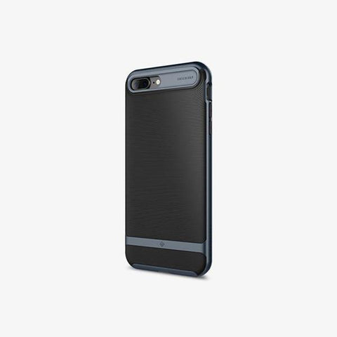 iPhone Cases -     iPhone 7 Plus Wavelength  Deep Blue