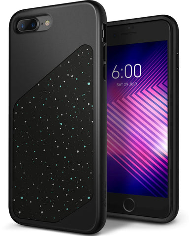 iPhone 8 Plus Spectra  Splash Black
