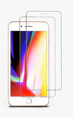 iPhone 8 Plus Tempered Glass Screen Protector Tempered Glass Screen Protector