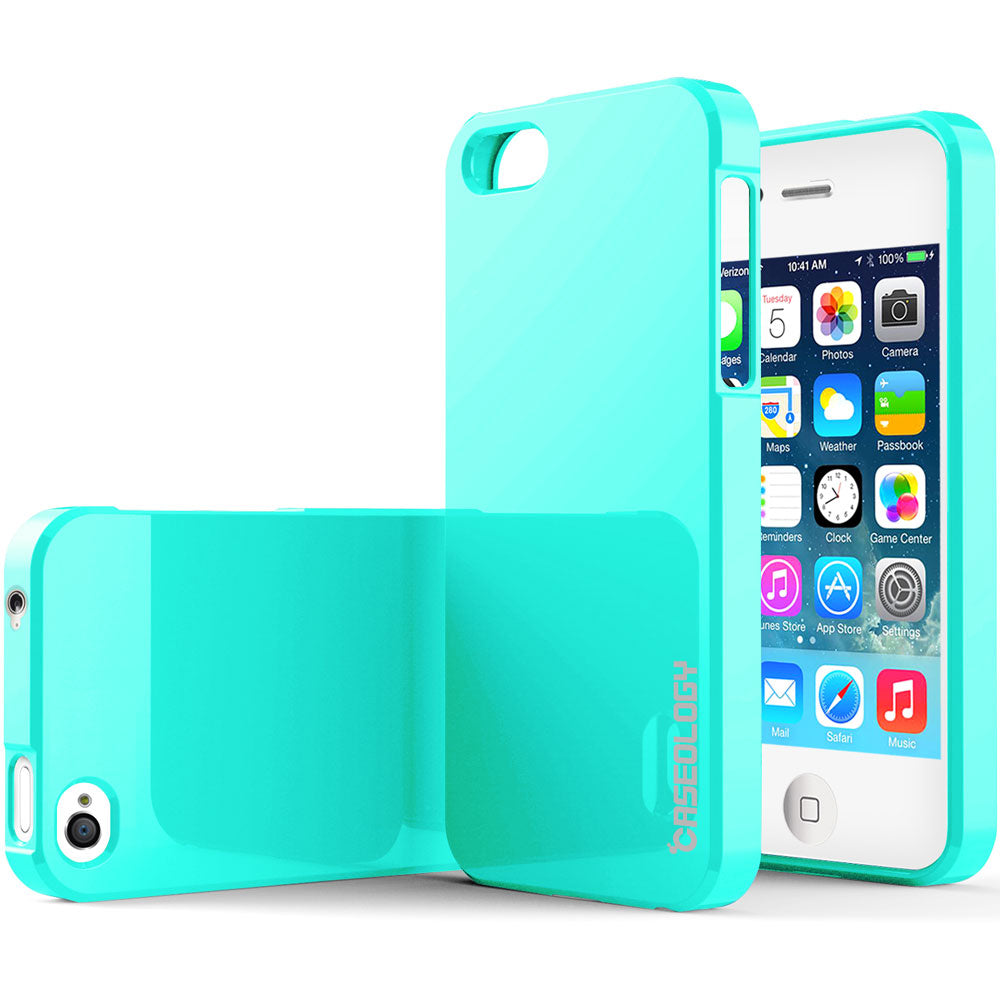 X iPhone 4 Drop Protection TPU Case