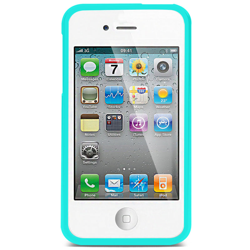iPhone 4S Case Drop Protection TPU