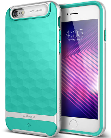 iPhone Cases -     iPhone 6 Parallax for iPhone 6 / 6S Mint Green