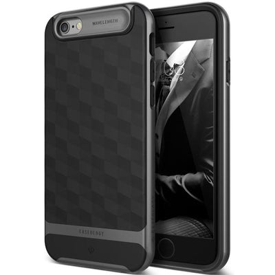 Caseology iPhone 6S 6 case Parallax Series in Black