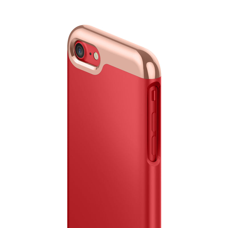 Caseology iPhone 7 case Savoy Series in Red for iPhone 7 (PRODUCT)RED
