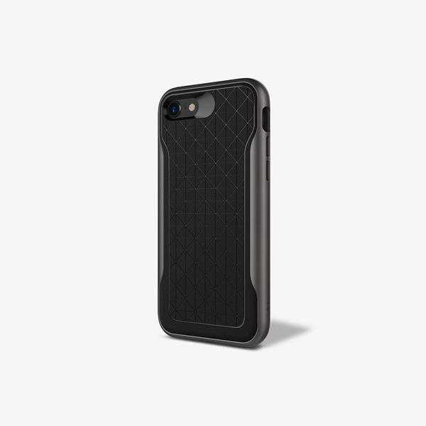 new concept ecafe a074c iPhone 8 Case Apex - Black/Warm Gray / B075349B3Z