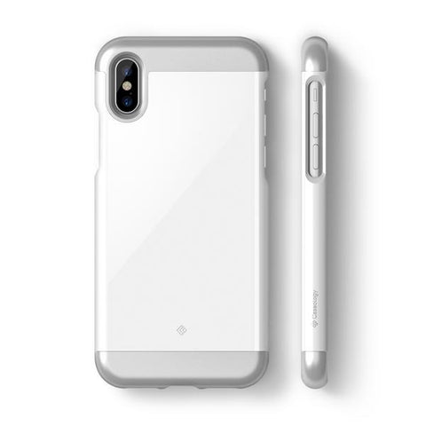 iPhone Cases -     iPhone X Cases Savoy  White