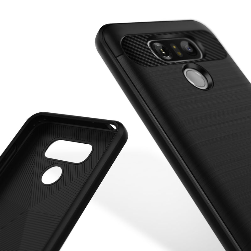 Caseology LG G6 Case Vault Series in Black