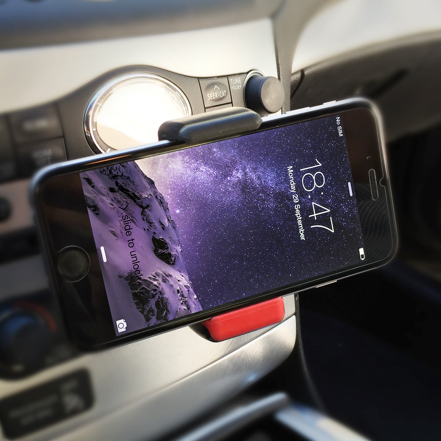 Clinch CD Smartphone Mount