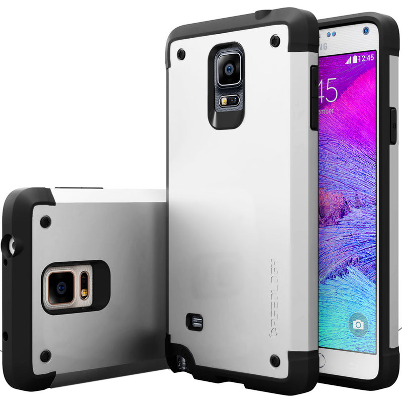 Galaxy Note 4 Case Sleek Armor