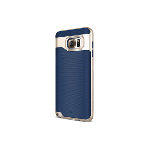 Galaxy Note 5 Wavelength Navy Blue