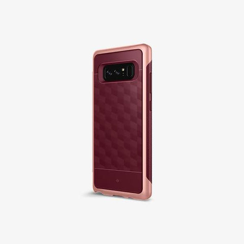 Galaxy Note 8 Parallax Burgundy