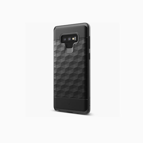 Galaxy Note 9 Cases Parallax  Black