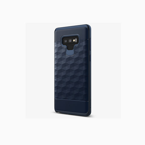 Galaxy Note 9 Cases Parallax  Ocean Blue
