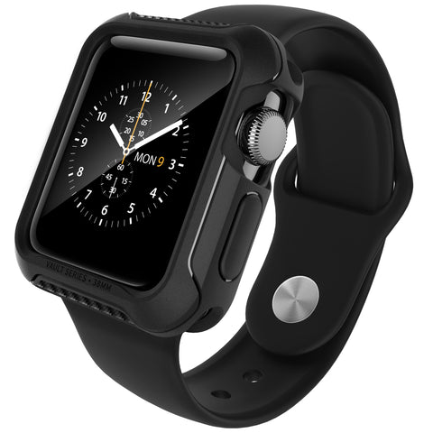 Apple Watch Series 2 | 3 Caseology Vault 38mm  Matte Black