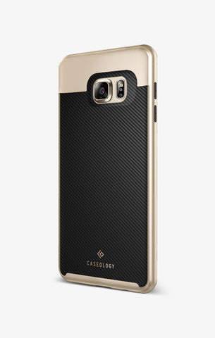 Galaxy S6 Edge+ Cases Envoy  Carbon Fiber Black