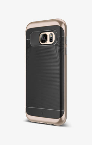 Galaxy S7 Edge Cases Wavelength for Galaxy S7 Edge  Gold