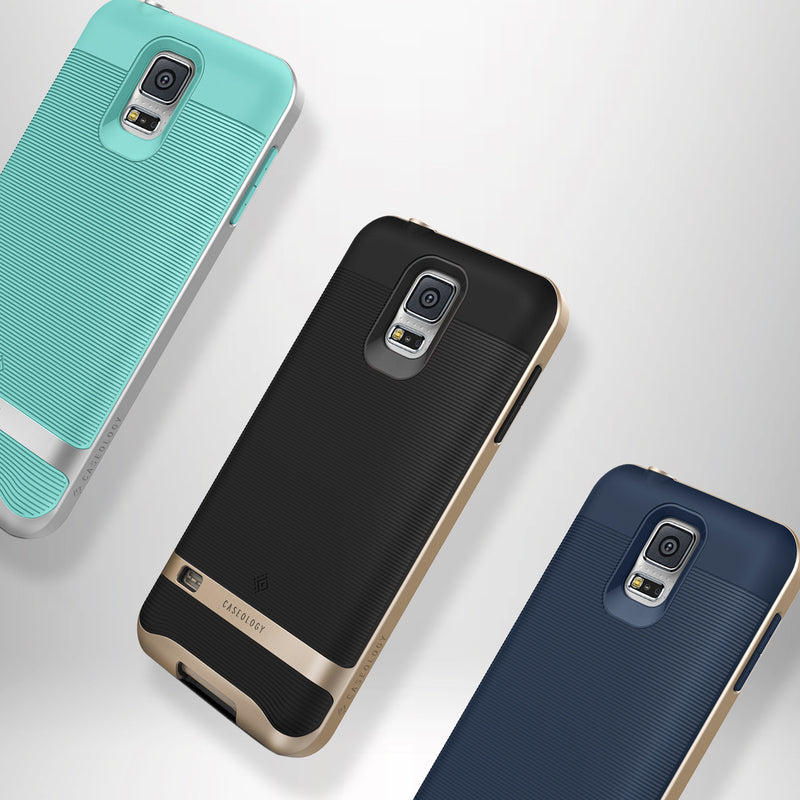 Caseology Galaxy S5 Case Wavelength Series in all colors