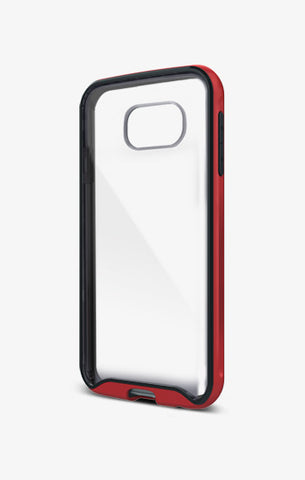 Galaxy S6 Cases Galaxy S6 Waterfall Case  Red