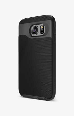Galaxy S6 Cases Wavelength  Black