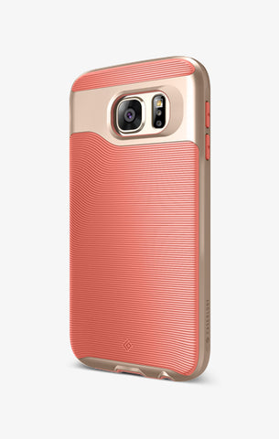 Galaxy S6 Cases Wavelength  Pink